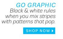 Go Graphic. Shop Now