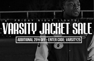 Fright Night Lights: Varsity Jacket Sale