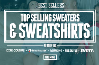 Top Selling Sweaters & Sweatshirts