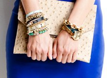 Arm Candy Stackable Bracelets & Watches