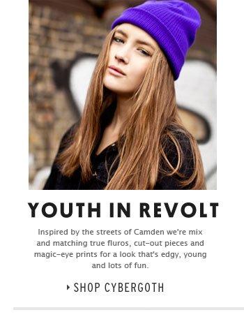YOUTH IN REVOLT - Shop Cybergoth