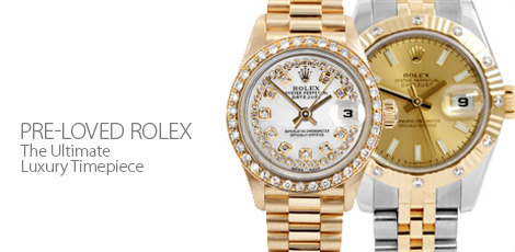 Preloved Rolex