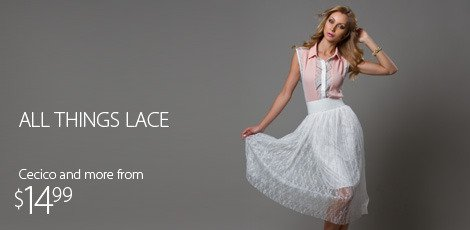 All things Lace