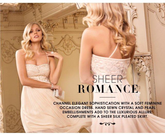 SHEER ROMANCE