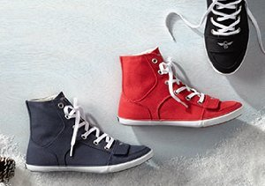 Under $40: Street Shoes from DC, Gola & More