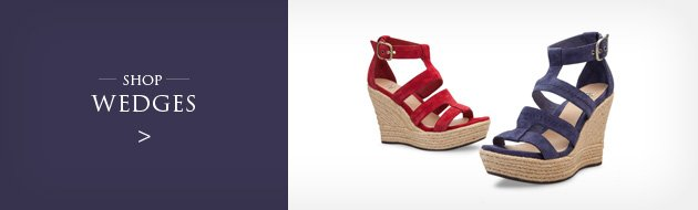 Shop Wedges >