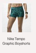 Nike Tempo Graphic Boyshorts