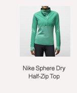 Nike Sphere Dry Half-Zip Top