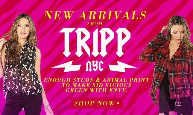 Win a Tripp NYC wardrobe from Miss KL!