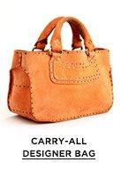 Carry-All Designer Bag