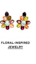 Floral-Inspired Jewelry