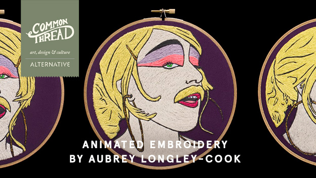 Common Thread: Animated Embroidery