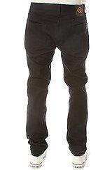 The Skinny 5 Pocket Pants in Black