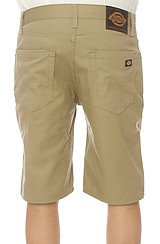 The Slim Fit 11 Inch Shorts in British Tan