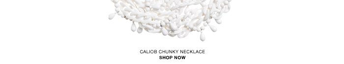 Caliob chunky necklace