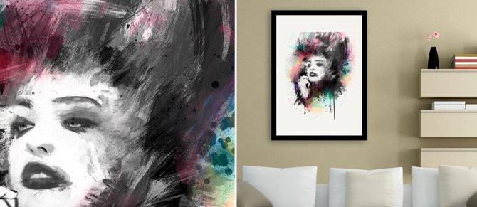 Curioos Wall Art
