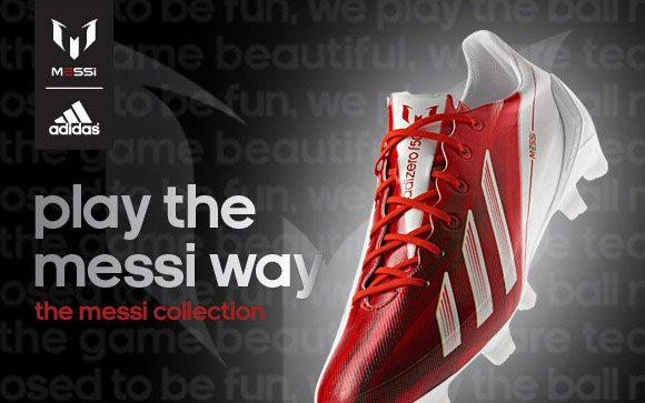 Shop the Messi Collection  »