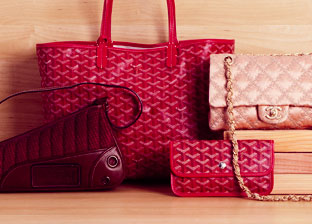 French Designer Handbags: Chanel, Goyard, Christian Dior & more