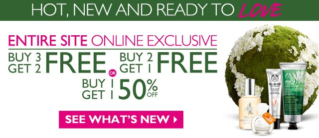 PLUS! SURPRISE SAVINGS -- SAVE 25%, 30% OR 40% OFF SITEWIDE -- Reveal your savings
