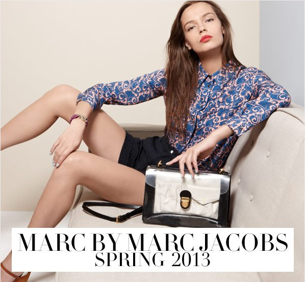 MARC BY MARC JACOBS - SPRING 2013