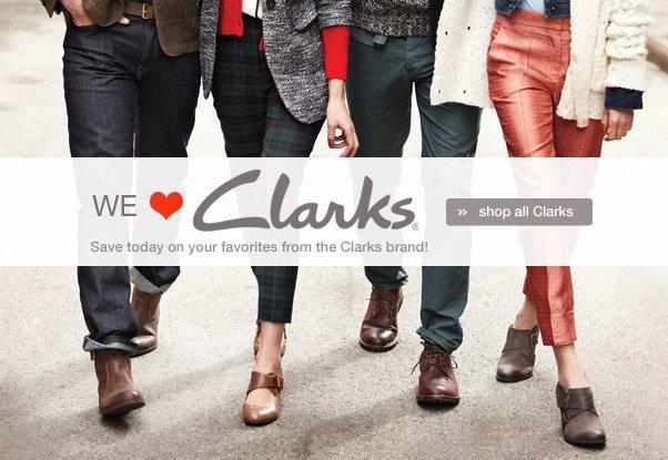 We Love Clark's