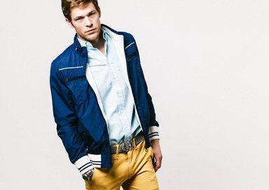 Shop Spring Ready: Jackets, Shorts & More