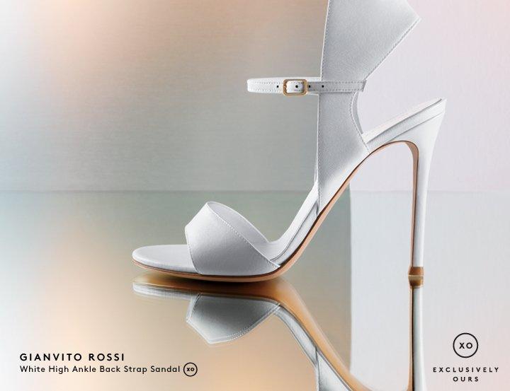 The bright side: Shop Gianvito Rossi's standout stilettos.