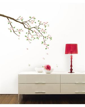 Ambiance Cherry Blossom Tree Home Decor Sticker