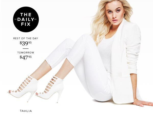 Hurry! This Daily Fix Is Just $34.50 Until Noon - Get Your Fix
