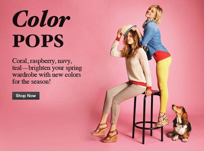Color Pops Shop Now