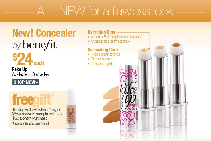 New Concealer by Benefit $24 each