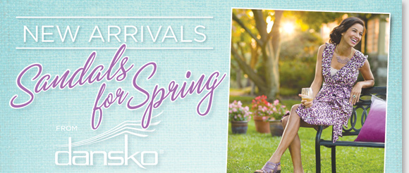 Shop the NEW Dansko arrivals for spring!  Find great new colors and styles like the Sophie in Pixel, the Nina, Tasha and more! At The Walking Company, we have every Dansko color and style, plus exclusives. Find the best selection when you shop online and in stores at The Walking Company.
