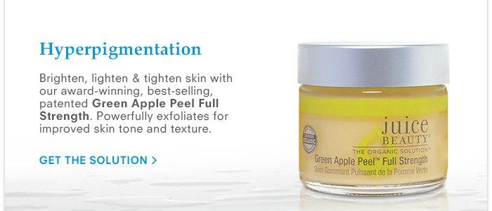 Hyperpigmentation - Green Apple Peel Full Strength