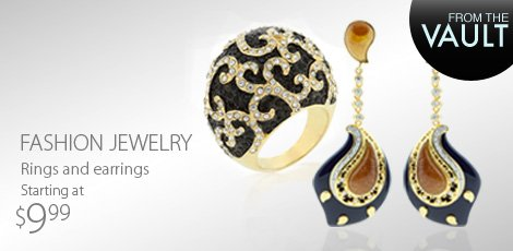 From the Vault Fashion Jewelry