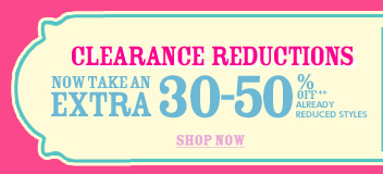Clearance Reductions