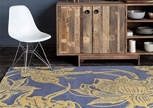The Counterfeit Studio: Chandra Rugs