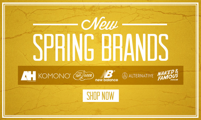 New Springs Available Now on KL!
