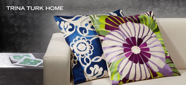 TRINA TURK HOME, Event Ends March 7, 9:00 AM PT >