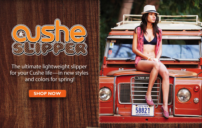 Cushe Slipper