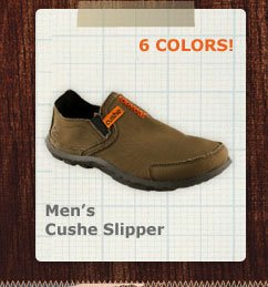 Men's Cushe Slipper