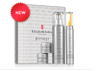 "NEW PREVAGE® ""Results-in-4-weeks"" PROTECTION KIT."