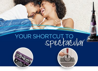 Your Shortcut to Spectacular