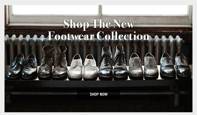 Shop the New Footwear Collection