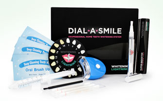 Whitening Lightning - Visit Event