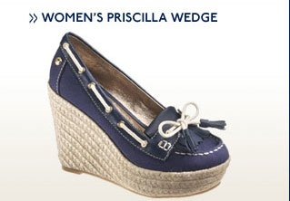 Women's Priscilla Wedge