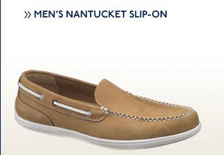 Men's Nantucket Slip-on