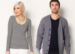 Designer Apparel Sale for Him & Her