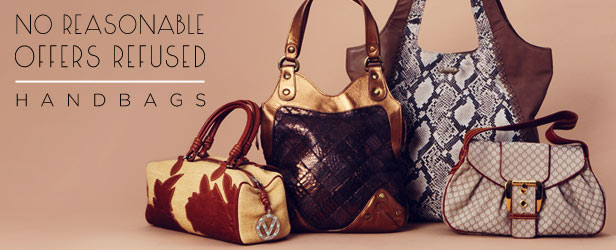 No Reasonable Offers Refused: Handbags
