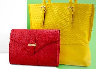 Koret & Buxton Handbags Up to $69