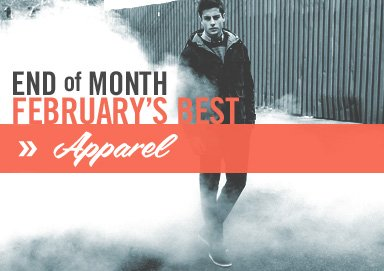 Shop Best of the Month: Apparel